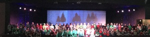 Fourth Grade Christmas Performance