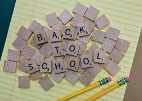 BACK TO SCHOOL NIGHT IS TUESDAY, AUGUST 14TH