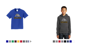Order Your School Spirit Wear!