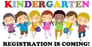 Online Kindergarten Registration Begins Monday, February 22nd!