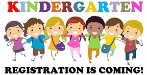 Online Kindergarten Registration Begins Monday, February 24th!
